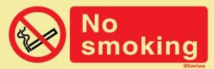 Prohibition signage
