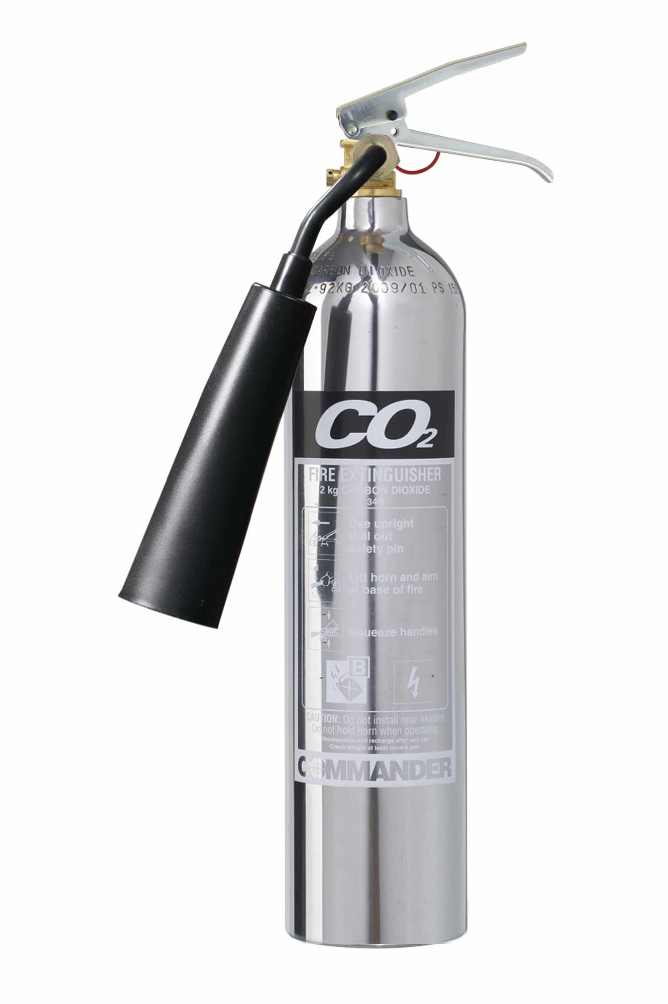Co2 Extinguishers Fire Crest Fire Protection Cornwall