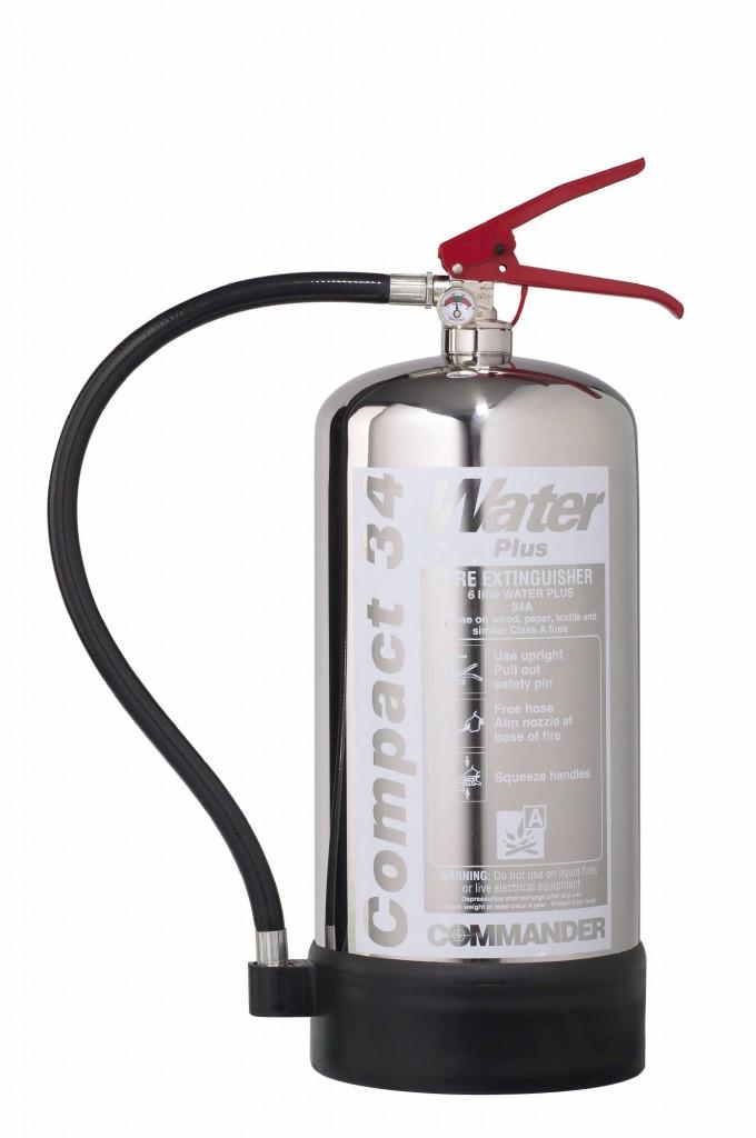 Water extinguishers Commander WS EX6ASS