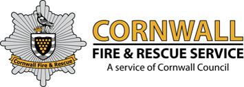 Cornwall Fire & Rescue Services logo