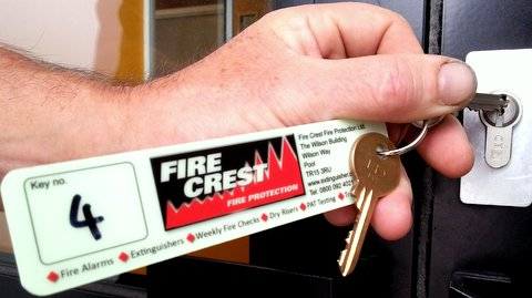 Fire Crest Fire Protection security