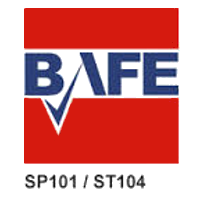 BAFE SP101/ST104 Accreditations scheme