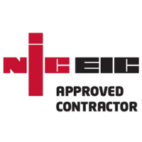 NIC EIC Approved Contractor Accreditations