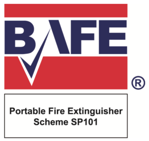 BAFE Portable Fire Extinguishers Scheme