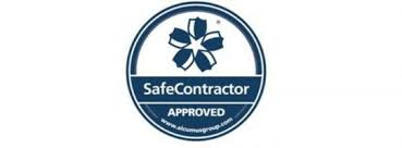 Alcumus Approved SafeContractor Accreditations