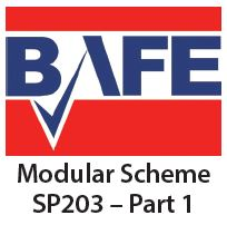 Member of BAFE SP203-Part 1 Modular Accreditations scheme