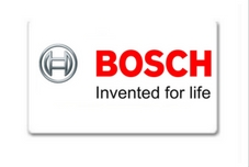 Bosch: manufacturer of CCTV, intrusion and fire alarm systems, access control, security management systems, and communications systems