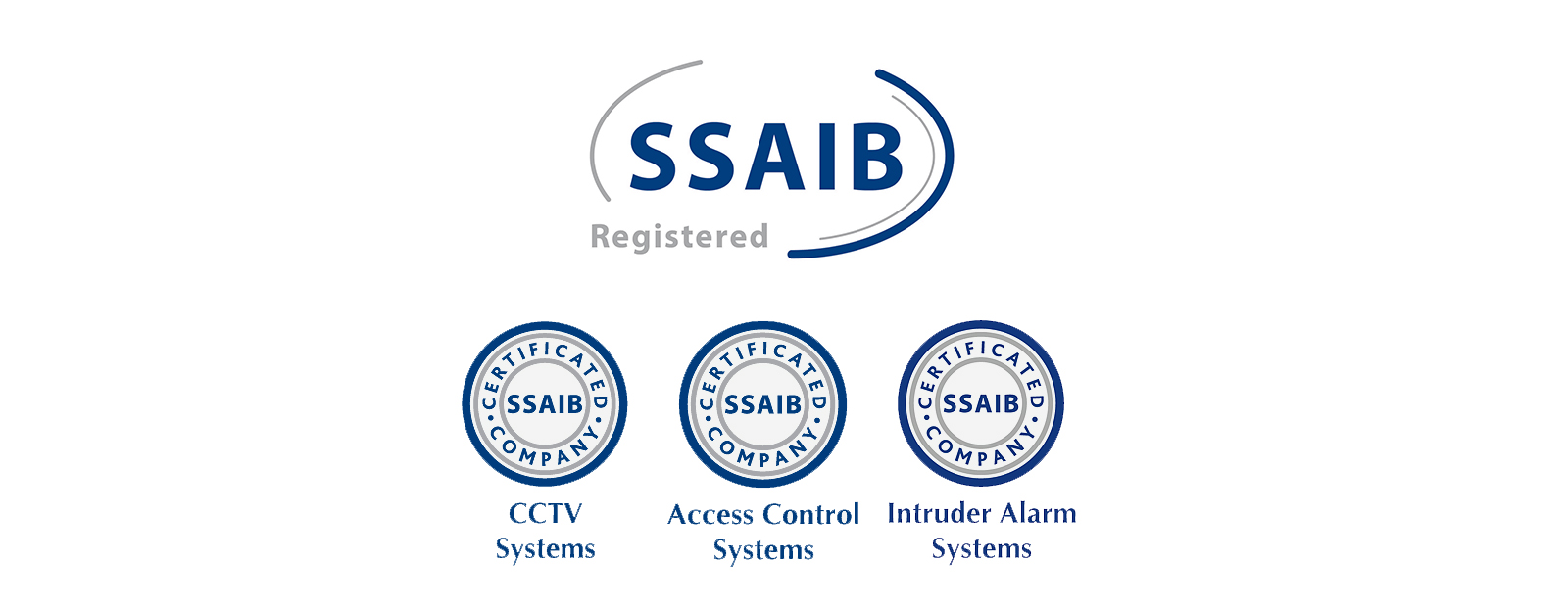 SSAIB Certified and registered